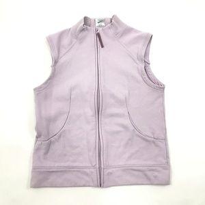Nike Women Sleeveless Sweater Size Small 4 - 6